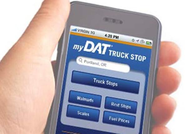 My DAT Trucker Services