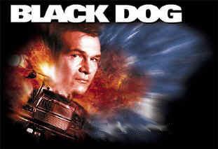 Truck Driver Movies Black Dog