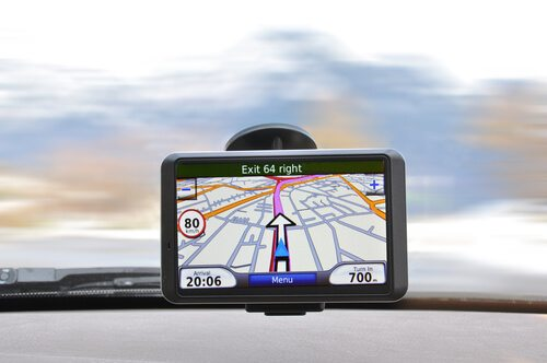GPS Leads Driver Astray
