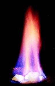 Methane Hydrate Fracking Gas