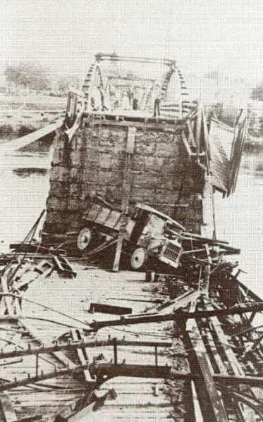 Caledonia Bridge 1925