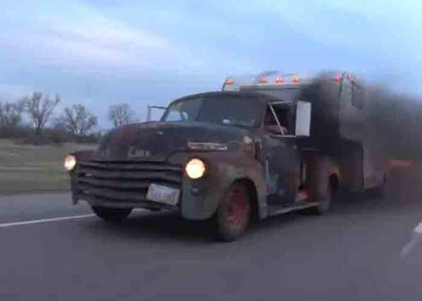 Video: Bad A$$ Turbo Diesel Pickup