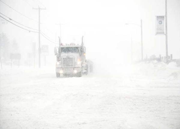 Montana Suspends Hours Of Service Regs In Face Of Winter Storm