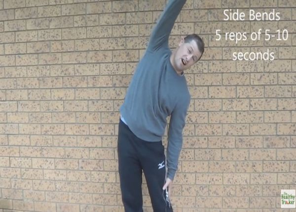 VIDEO: 5 Stretches To Ease Back Pain