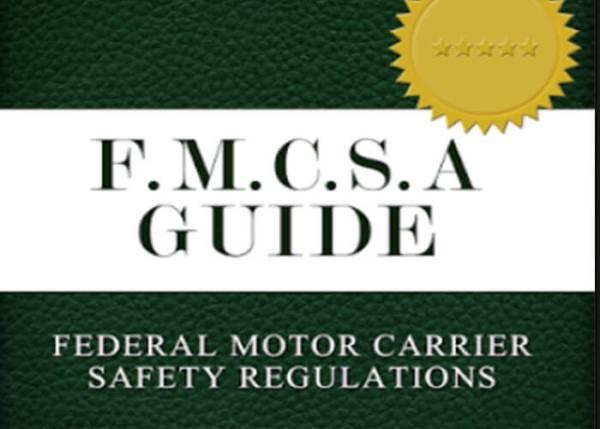 FMCSA Rules and Regulations App