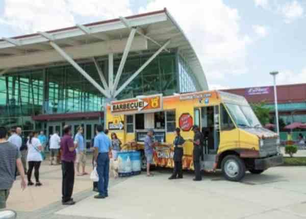Food Trucks Serving Delaware Rest Area