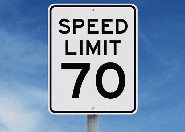 Speed Limits To Increase On Pennsylvania Turnpike