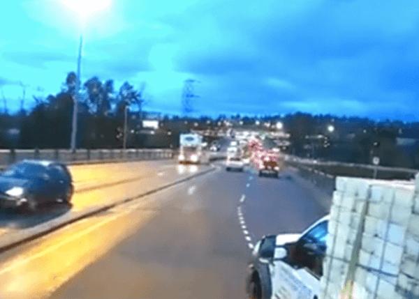 Dash Cam Saves Trucker $1000 Deductible