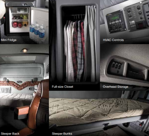 semi truck interior | Billingsblessingbags.org