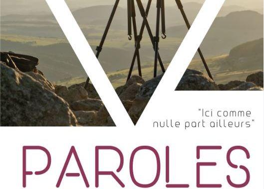 """Retour sur : la soirée de clôture du projet LEADER """"Paroles"""" à Brives-Charensac"""