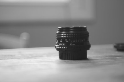 The 35mm lens