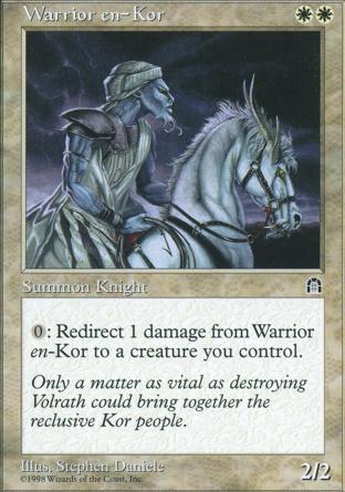 Warrior en-Kor in Stronghold