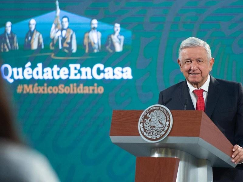 Lopez Obrador anuncia cambios en la direccion general de la Conagua
