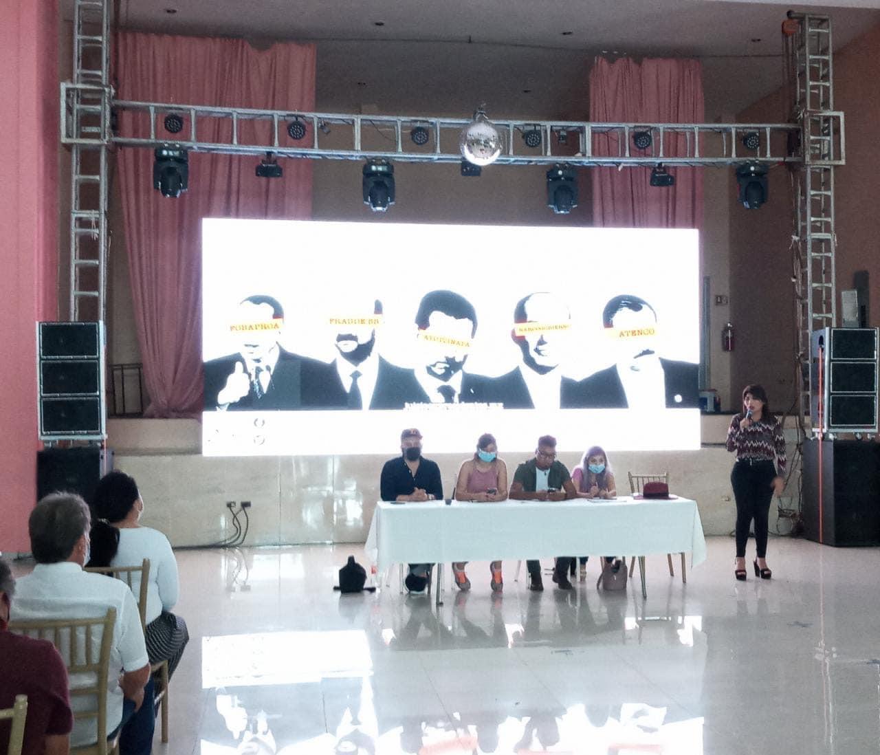 •Alejandra Novelo se perfila para dirigir el Grupo Parlamentario de MORENA en Yucatan 2