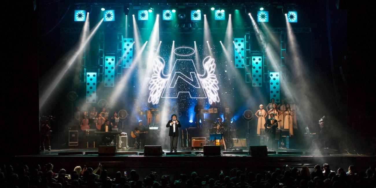 Los Angeles Negros ofreceran show en la Arena Ciudad de Mexico con grandes invitados 1