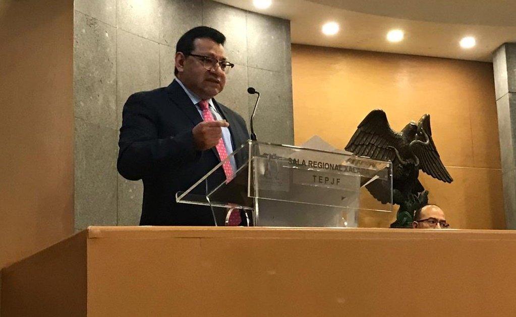 Alfredo Fuentes Barrera sera presidente del TEPJF hasta 1 de septiembre