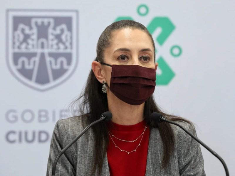 Claudia Sheinbaum Reporte especial Linea 12