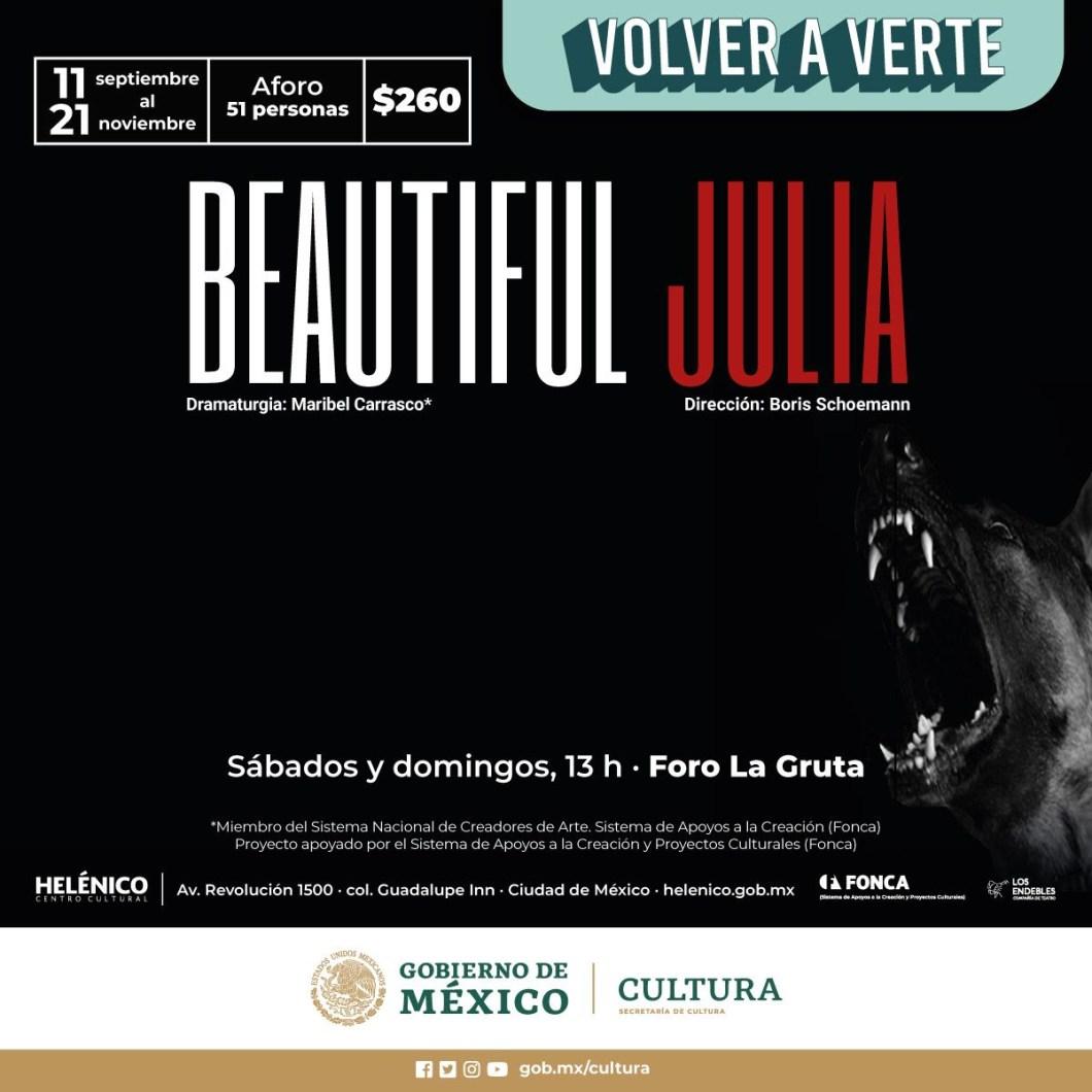 Beautiful Julia 2021 4