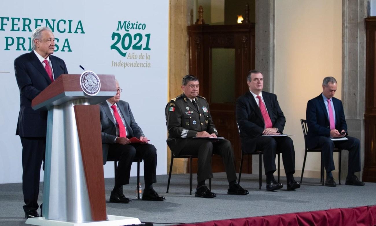 Gobiernos y organismos respaldan regreso a clases presenciales asegura Lopez Obrador avanzan preparativos para abrir escuelas