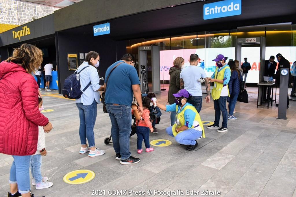 Papalote Museo del Nino reabre sus puertas 2