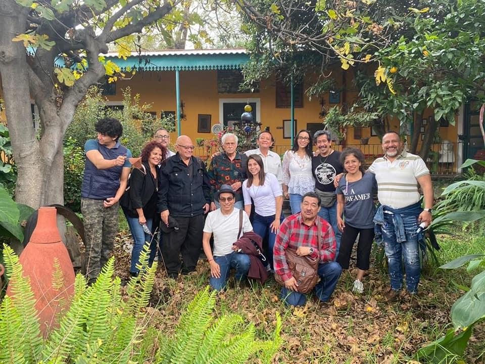 Historia memoria y olvido reune a exalumnos del Colegio de Bachilleres para rendir el primer homenaje a Hector Azar en la Ciudad de Mexico 3