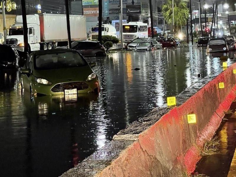 inundaciones qro
