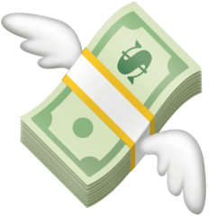Money With Wings Emoji Meaning Copy Paste