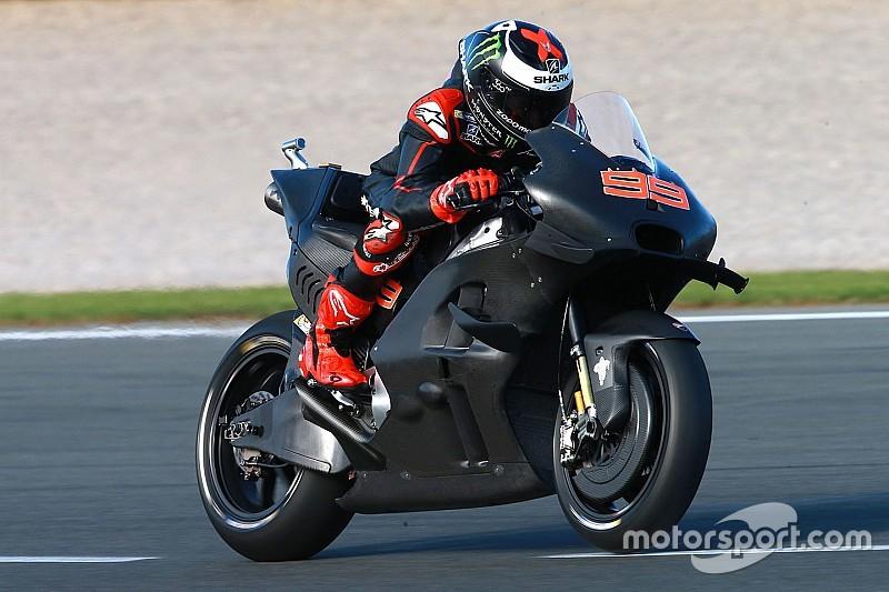 Lorenzo impaziente di scoprire la Ducati: subito in pista a Valencia