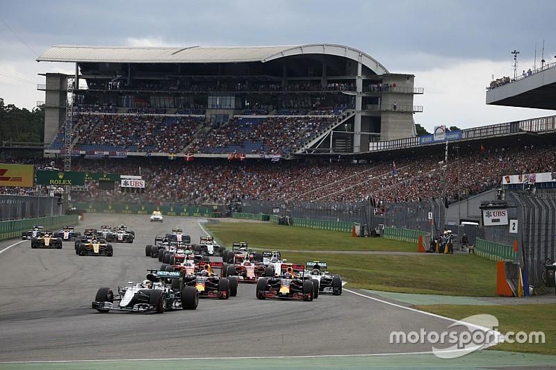 Hockenheim conferma: il GP di Germania di F.1 2017 non si farà