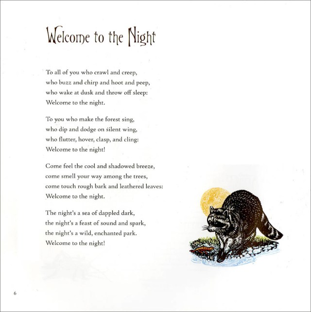 Kids nature Poems