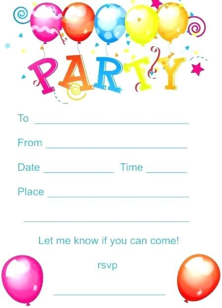 wording for birthday invitations