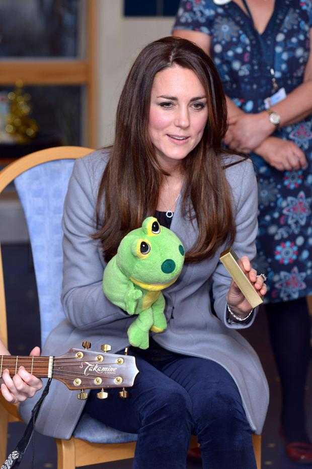 Kate And William Baby Boy