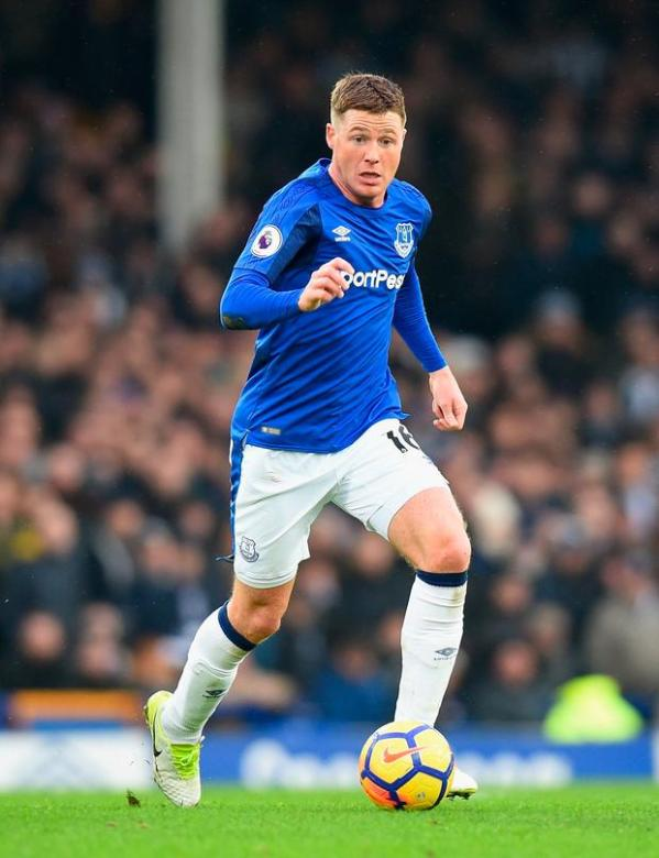 'We're best mates in football' - James McCarthy pays ...