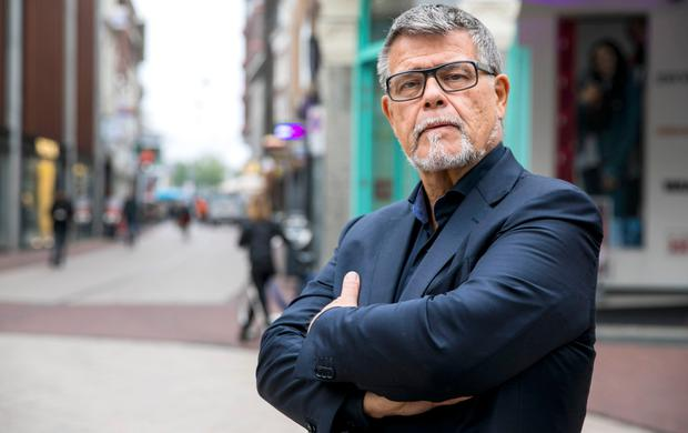 Emile Ratelband wants his official age to be adjusted with his 'emotional age' Photo by Roland Heitink / ANP / AFP) / Netherlands OUTROLAND HEITINK/AFP/Getty Images