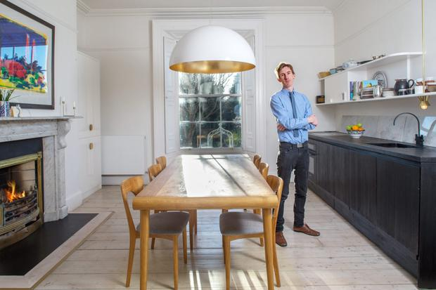 Video How One Irish Period House Got A Make Over