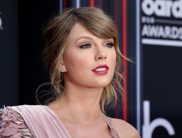 Taylor Swift used Instagram to break her political silence. Photo: REUTERS