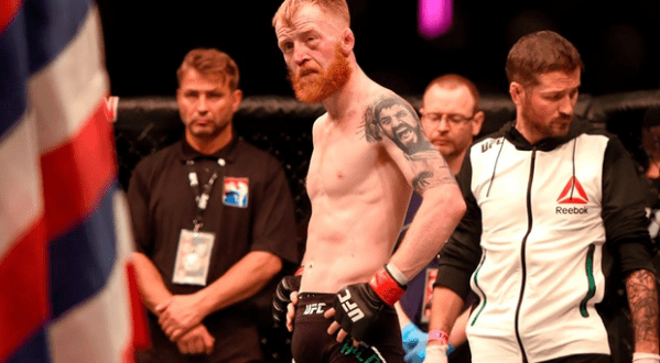 UFC Dublin main card: Paddy Holohan forced to tap out of ...