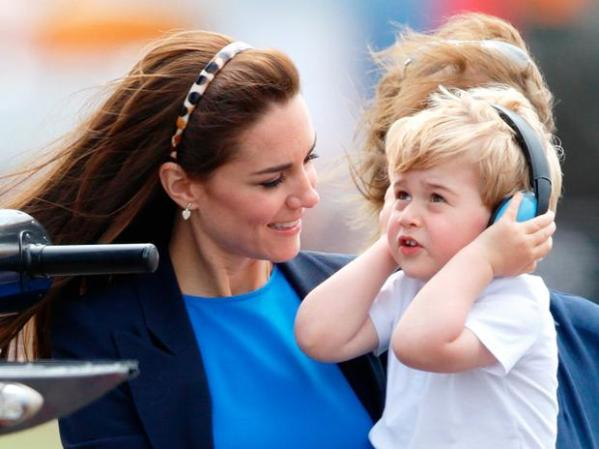 Kate Middleton expected to miss Prince George's first day ...