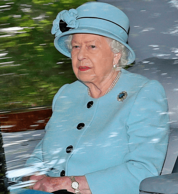 Advice: Queen Elizabeth may yet have to recall parliament. Photo: Andrew Milligan/PA Wire