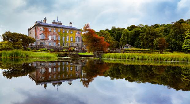 Westport House is the pride and joy of the gorgeous town of Westport