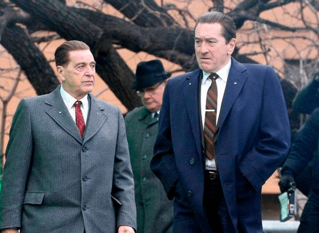 Resultado de imagen para the irishman movie