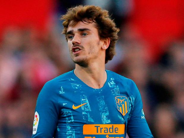 Antoine Griezmann is off to Barcelona