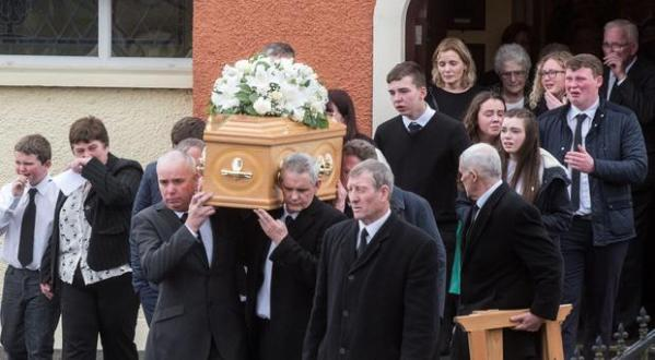 Family bids tearful farewell to farmer killed in attack by ...