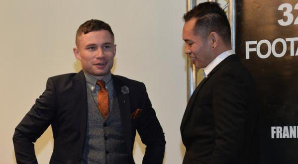 Warriors Frampton and Donaire don't need trash talk with ...