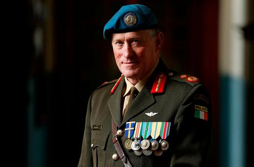 General's appointment was widely welcomed - Independent.ie