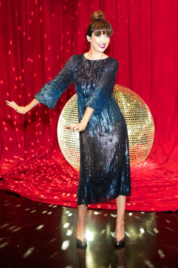 Jennifer Zamparelli is the new co-host on Dancing with the Stars. The third season of Dancing with the Stars begins on RTÉ One in January. Picture: Kinlan Photography