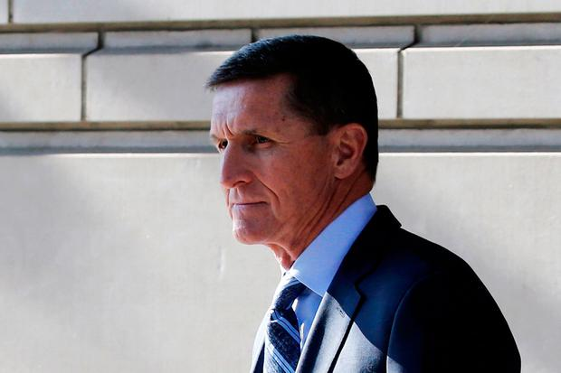 Awaiting sentence: Ex-security adviser Michael Flynn. Photo: Reuters/Jonathan Ernst/File Photo