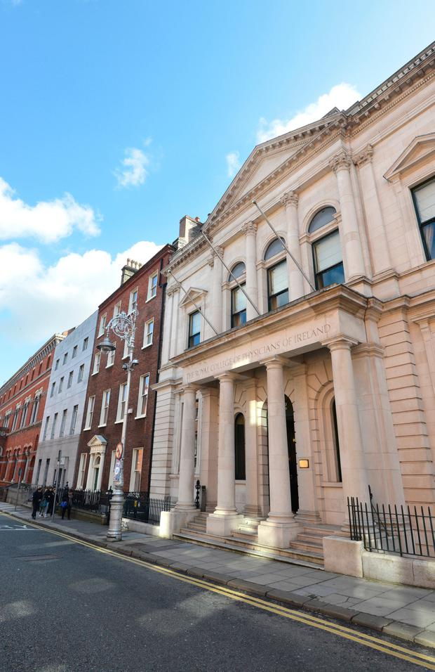 Royal College of Physicians, Kildare Street.jpg