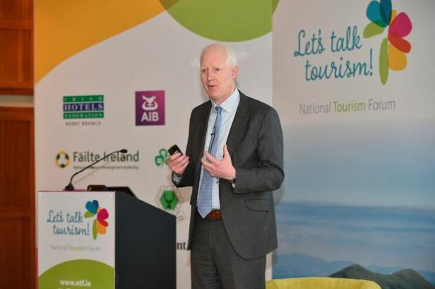 Image result for failte ireland ceo paul kelly