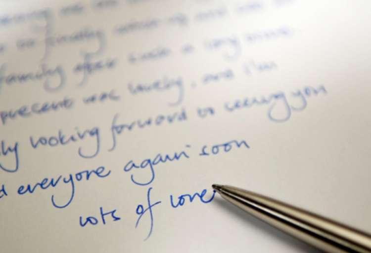 Writing in english : Examples - 9rayti.Com